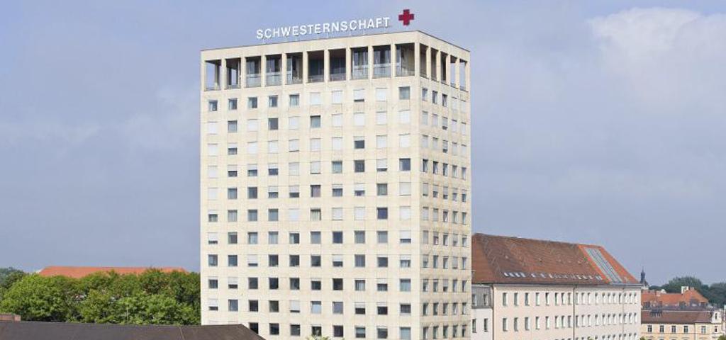 Rot kreuz krankenhaus münchen
